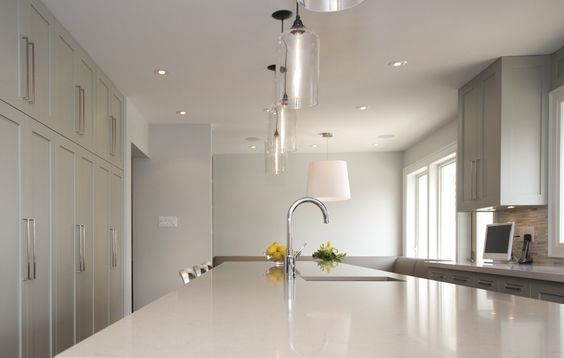 Amazing Glass Shades For Modern Light Fixtures Above Long Island And White Top