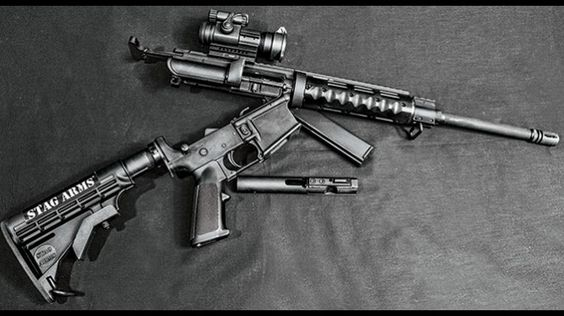 Stag Arms' Model 9: Bucking the 5.56mm TrendFind our speedloader now!  http://www.amazon.com/shops/raeind