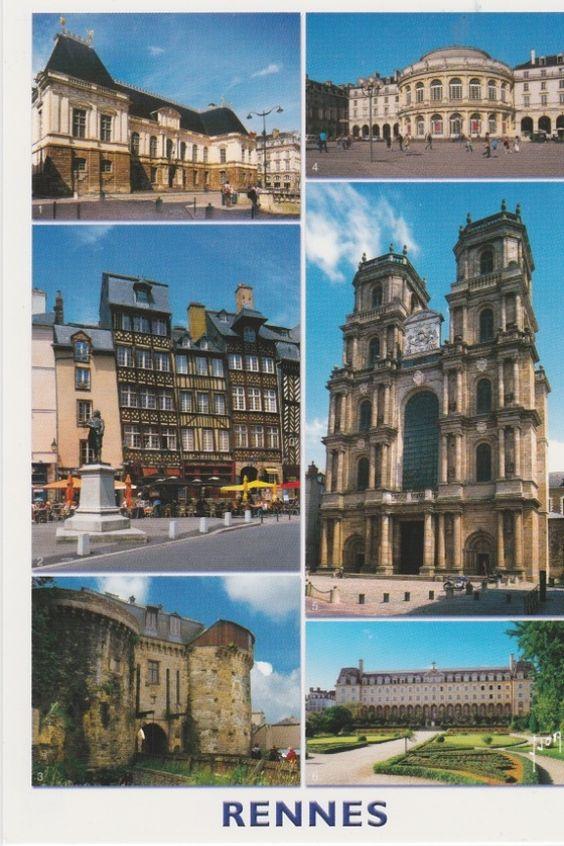 Rennes pour Anja