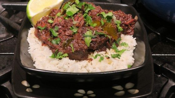 Chef John S Beef Rendang Recipe In 2020 Beef Rendang Recipe