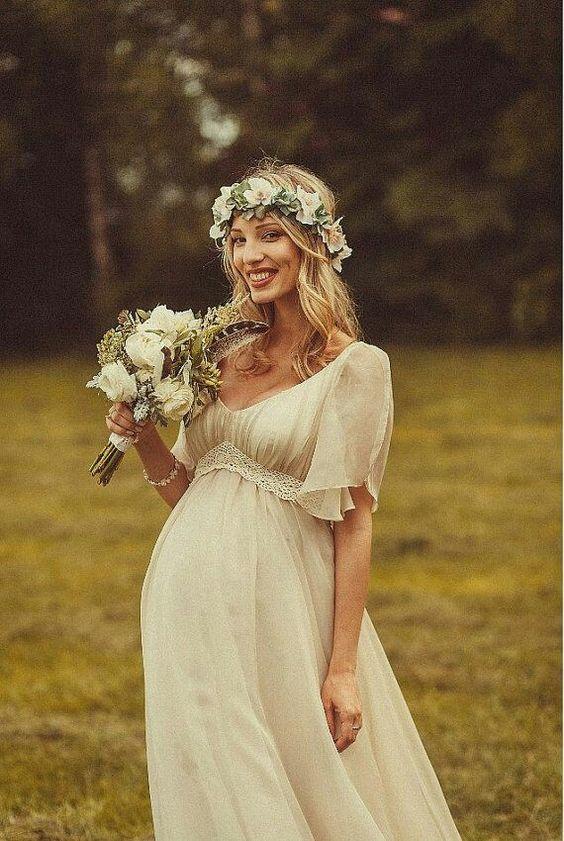 Incluye tu bebé en las fotografías de tu boda