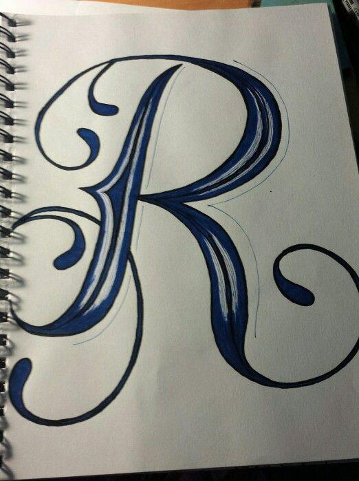 R for Ryatt!