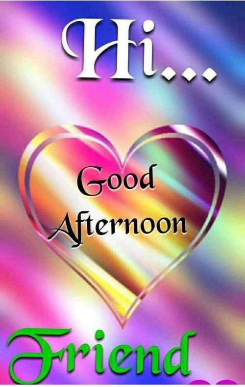 Image result for good afternoon