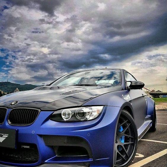 BMW gtrs3 matte blue اجاره ماشین در کیش http://ift.tt/2d2lVBt