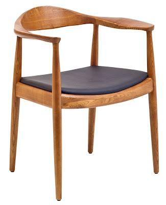Hans Wegner chair  #onekinglane #designisneverdone http://www.pp.dk/index.php?page=collection&cat=1&id=11