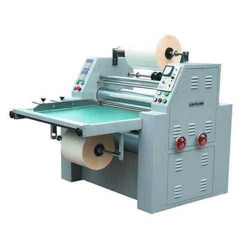 We Are One Of The Leading Manufacturers And Suppliers Of High Quality Laminated Reel To Sheet Separation Machines Rolled Coil Manufacturing Thermal Aurangabad
