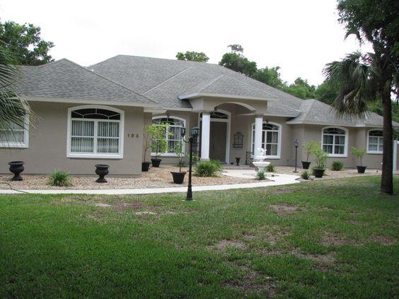Exceptional exterior stucco 7 stucco exterior house paint for Florida stucco