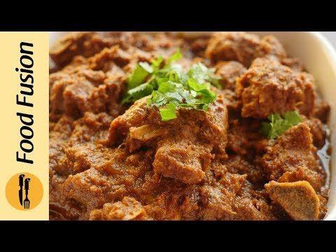 Masala Dum Gosht Recipe By Food Fusion Youtube Gosht Recipe Recipes Food