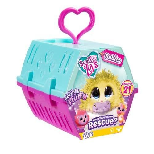 Scruff A Luvs Babies Mystery Pet Blind Pack Little Girl Toys