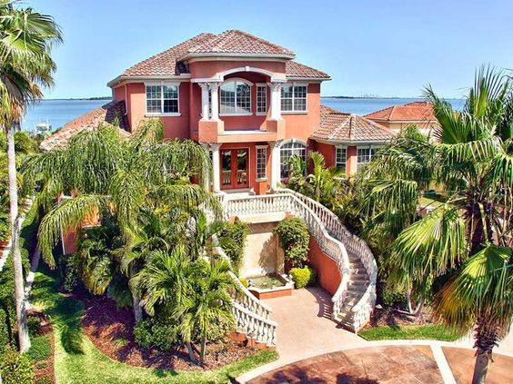 Love this house :) Photo and Details for 6602 SURFSIDE BLVD APOLLO BEACH, FL $2,000,000 Property located in Hillsborough County. ID:T2568168 Welcome to Casa Maria, a magnificent 7500SF Custom 6br/5.5ba/4cg Waterfront Paradise that is one of Tampa Bay's most luxurious estates PRICED NEARLY 30% BELOW RECENT 2.95MIL APPRAISAL! http://tampabayrealestate.daveoverholser.com/idx/photogallery/a003/T2568168