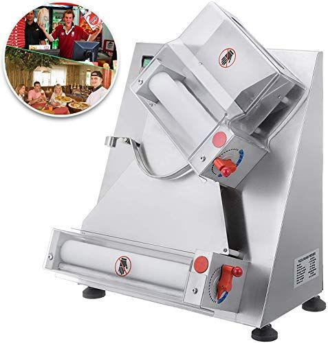 Buy Vevor Commercial Dough Roller Sheeter 370w Automatically
