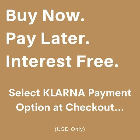 Buy Now Pay Later Interest Free Klarna Payment Option At Checkout In 2020 Charm Bracelet Gift Leather Artisan Badass Jewelry