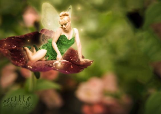 Even fairies have sad days by Mike Evans, via 500px