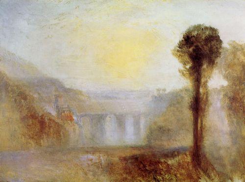 Turner, Joseph Mallord William: Ponte delle Torri, Spoleto (Ponte delle Torri, Spoleto)
