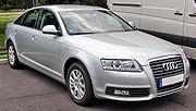 Audi A6 C6 Facelift 20090712 front - Audi A6 C6 – Wikipedia