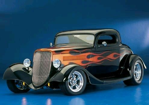 Any Body Remember The Movie The California Kid Martin Sheen Drove A Sweet 34 Ford Just Like This One Hot Rods Cars Hot Rods Cars Muscle Hot Rods