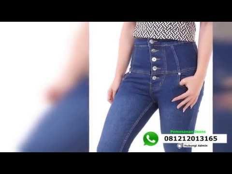 Grosir Celana Jeans Wanita Celana Jeans Cewek Keren Masakini Celana Jeans Wanita Kekinian Youtube Wanita Celana Jeans Wanita