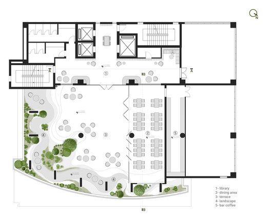 Gallery Of Ghtk Interior Office Iplus Architecture 19 In 2021 Office Interiors Architecture Architecture Plan