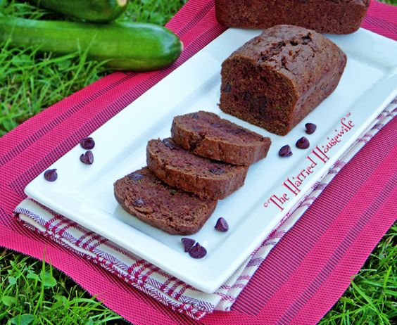 Easy recipes like this one for Double Chocolate Zucchini Bread make it easy to savor a slice of summer.