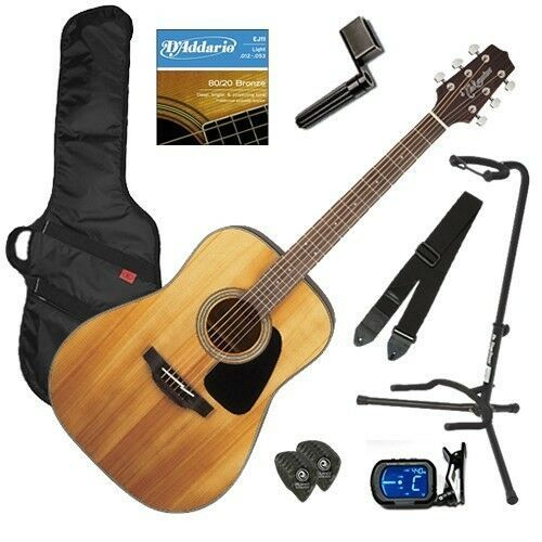 Details About Takamine Gd30 Dreadnought Acoustic Guitar Natural