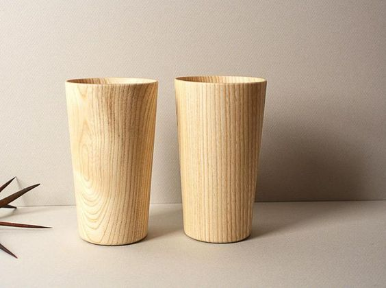 Beautiful handmade wooden cup design ideas 1024 763 for Cup decorating ideas