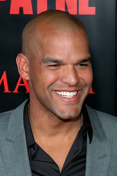 Amaury Nolasco Garrido (born December 24, 1970) is a Puerto Rican actor, best known for the role of Fernando Sucre on the Fox television series Prison Break, and for his role in Transformers.
