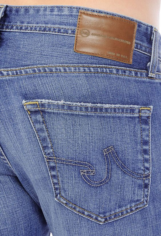 The Matchbox - 20 Years-Union | AG Jeans Official Store