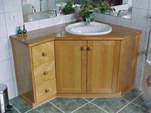 Best 25+ Corner bathroom vanity ideas on Pinterest | Corner sink ...