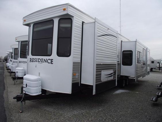 2012 keystone residence 402bh park models rv for sale in richmond indiana tom raper rvs. Black Bedroom Furniture Sets. Home Design Ideas