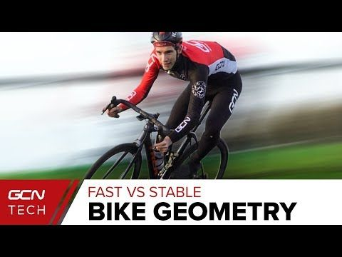 Speed Vs Stability Can Bike Geometry Make You Faster Youtube