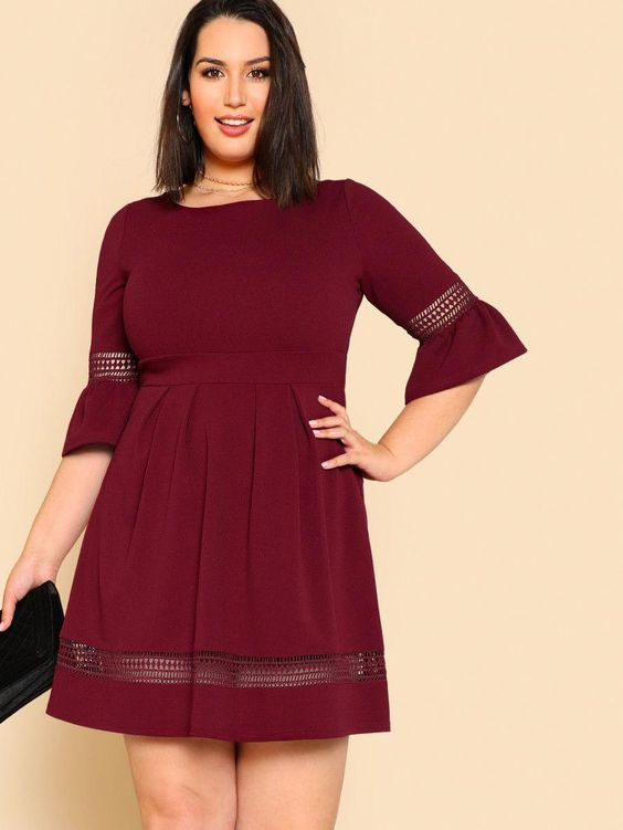 25 Plus Size Dresses To Not Miss Today outfit fashion casualoutfit fashiontrends