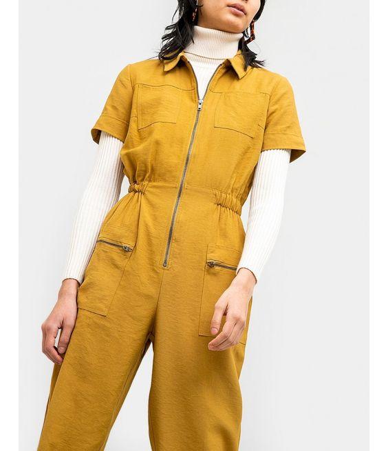 Scout Utility Jumpsuit | $88