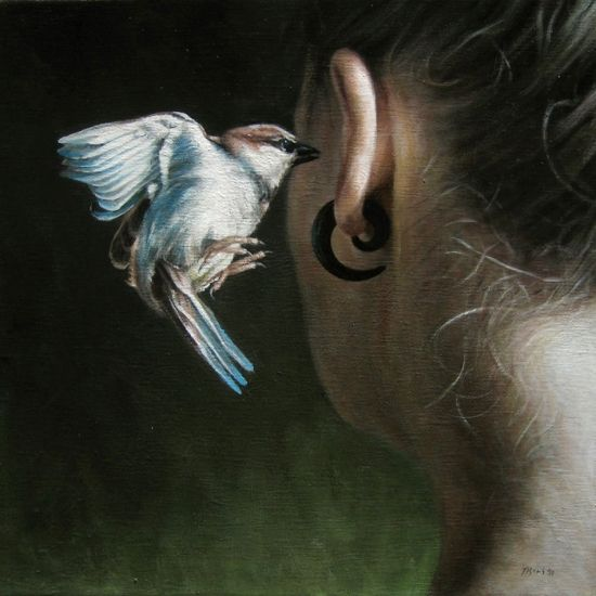 The Secret by TRULS ESPEDAL