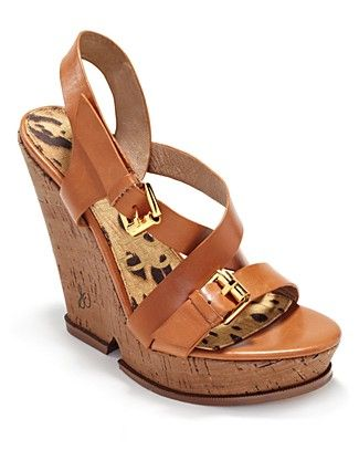 "Sam Edelman ""Josie"" Wedge Sandals 