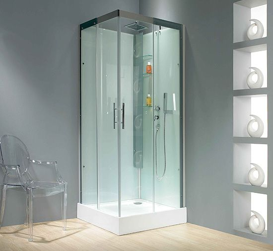 Free Standing Shower Enclosures Uk Bathroom Toilet Designs Id