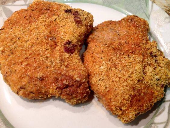Flour baked pork chops recipes