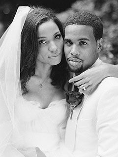 "Great Debaters"" & ""Eve's Bayou"" Actress Jurnee Smollett Gets Married"