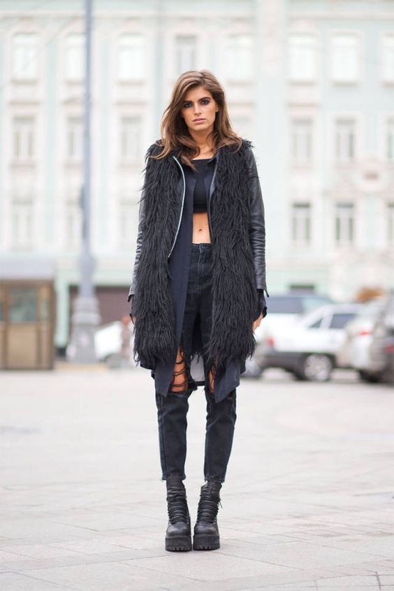 Russian Winter Street Style The Image Kid Has It