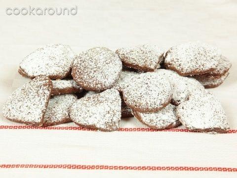 Biscotti al cacao: Ricette Dolci | Cookaround