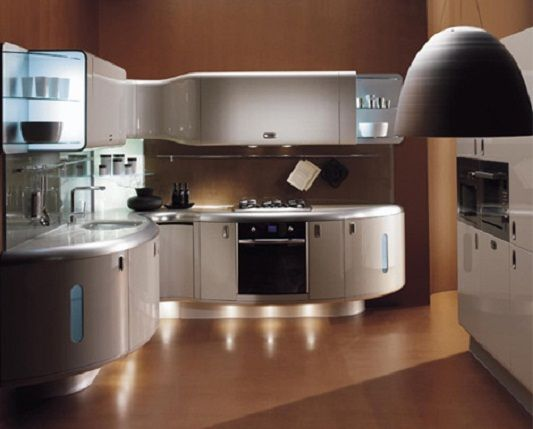 Modern kitchen could look and feel any number of ways but determine how yours looks is your lifestyle