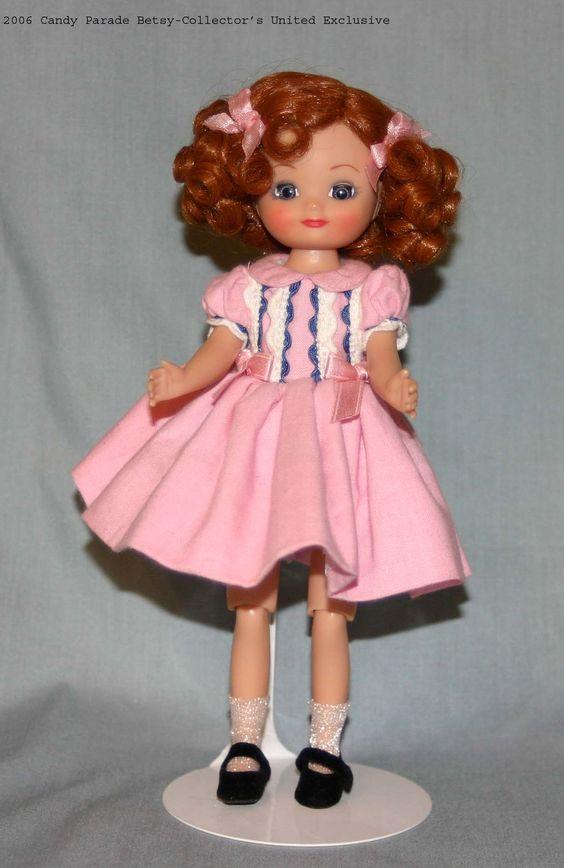 2006 - Candy Parade Betsy | Tonner Doll Company