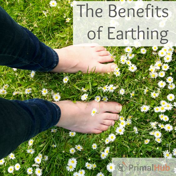 Learn the benefits of earthing and how simple it is to reconnect to the earth. #health #earthing #grounding