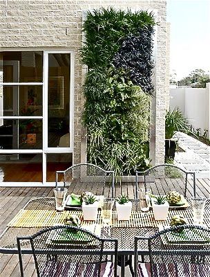 I REALLY want a vertical garden!