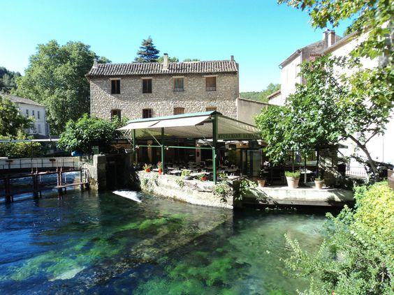 Fontaine de Vaucluse