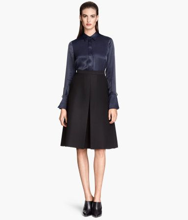 H&M Knee-length skirt £39.99