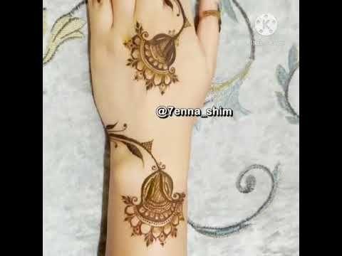 جديد نقش حناء عماني اعراس مناسبات Youtube Henna