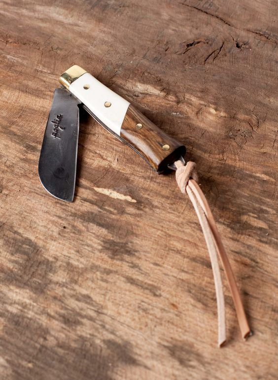 imogene + willie  ·  poglia & co. pocket knife: