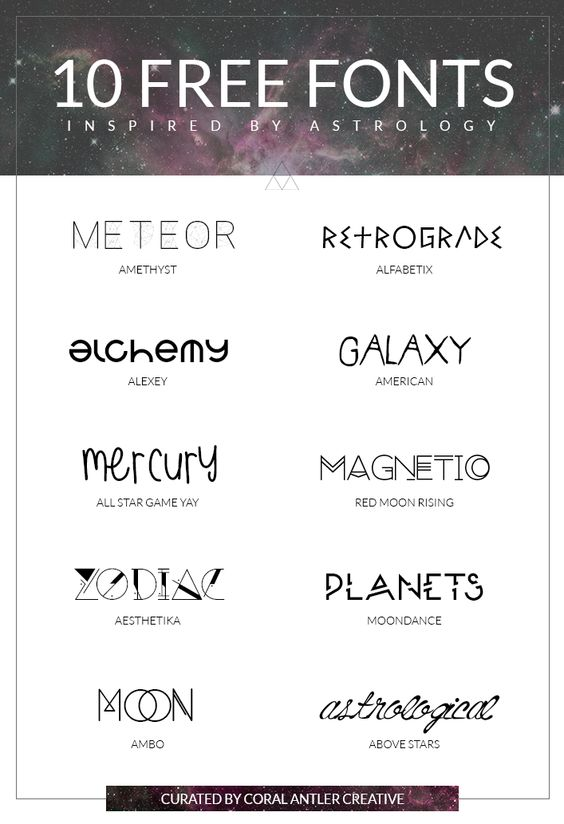 Hey dreamers! Today I wanted to share some awesome free fonts I found. I'll be sharing more free font collections monthly, just look for the category in the sidebar if you want to only see my curated collections. I also created some fun graphics to showcase each font. And just in case you were curious …