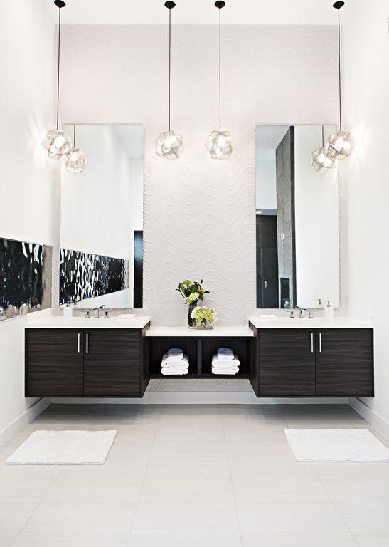 Best 25+ Modern Master Bathroom Ideas On Pinterest | Double Vanity, Neutral Bath  Ideas And Modern Cabinets