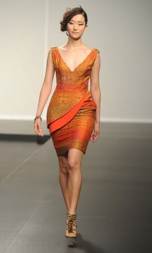 Alleira Batik on Hongkong Fashion Week6 | olivia | Pinterest | Editor ...